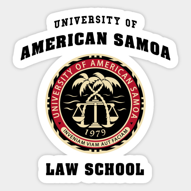 BCS - University of American Samoa Law School