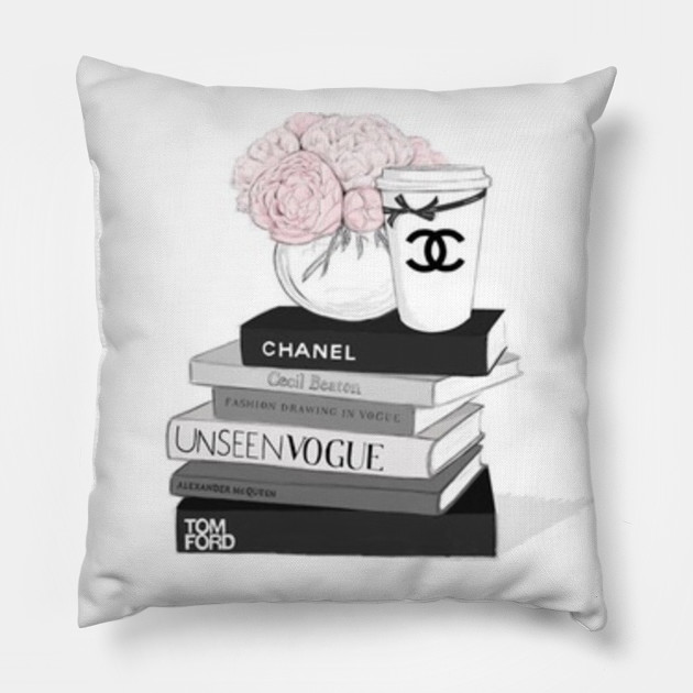 Cuscini Chanel.Coco Chanel Coco Chanel Cuscino Teepublic It