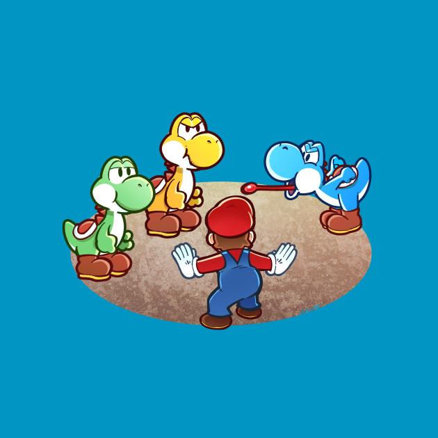 Jurassic Mario World