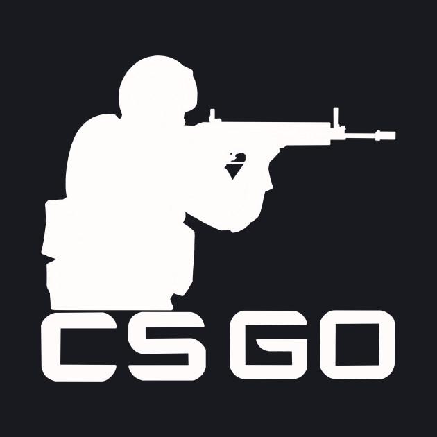 CS:GO Go Go! (White Ink)