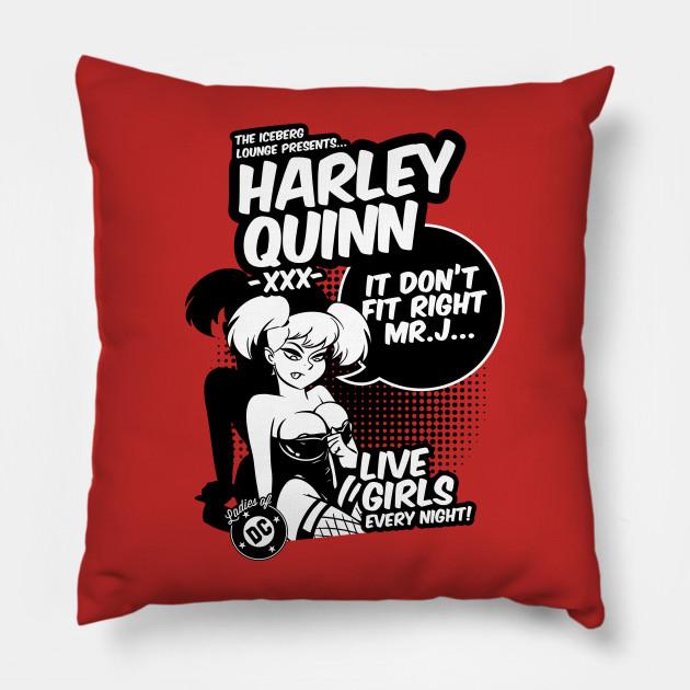 Ladies of DC - Harley Quinn