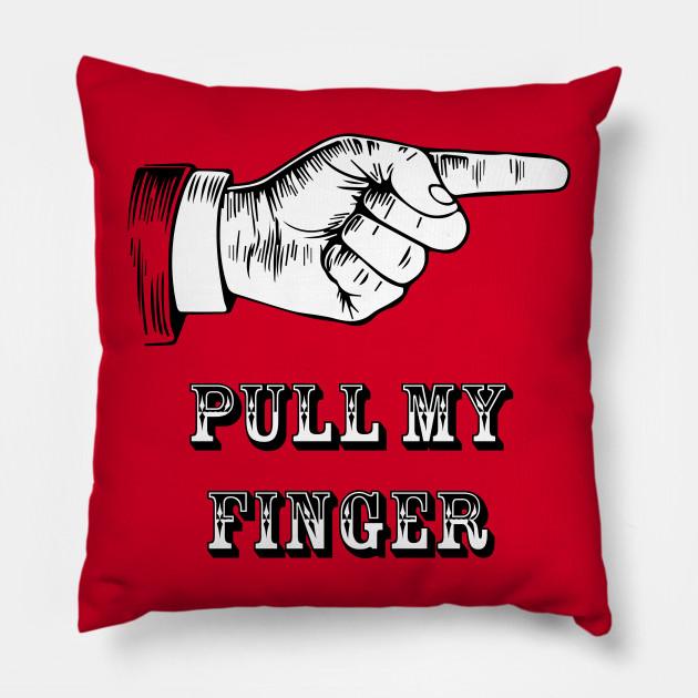 Retro Victorian Style - Pull My finger
