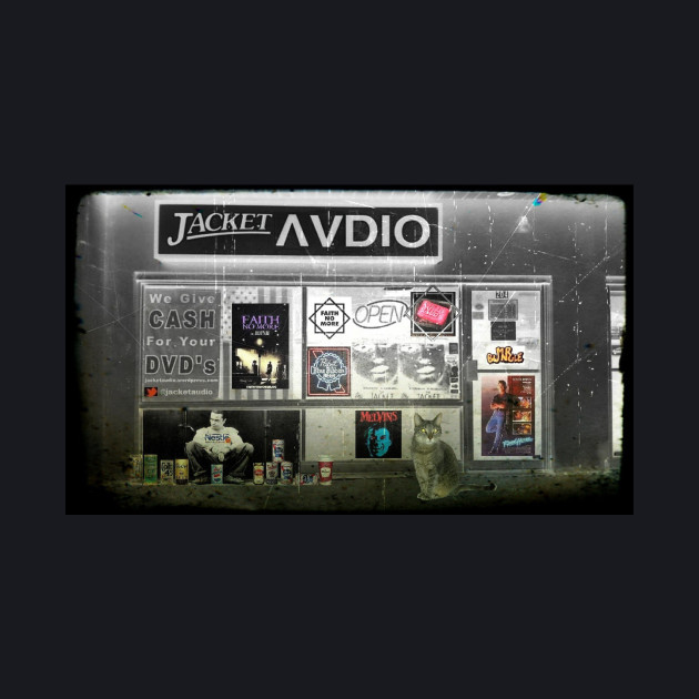 Jacket Audio store front