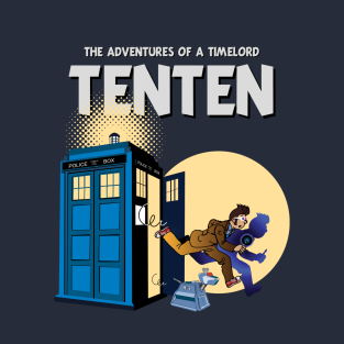 THE ADVENTURES OF A TIMELORD