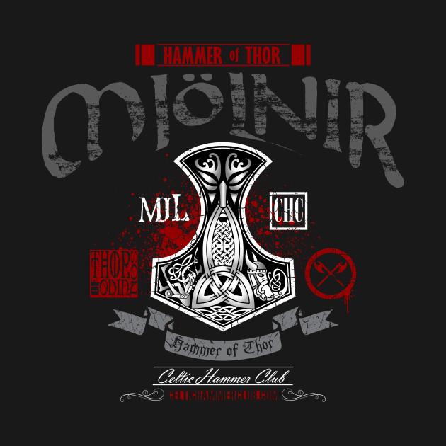 Hammer of Thor (Mjölnir)
