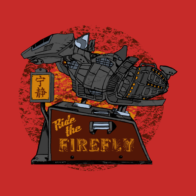 Ride the Firefly