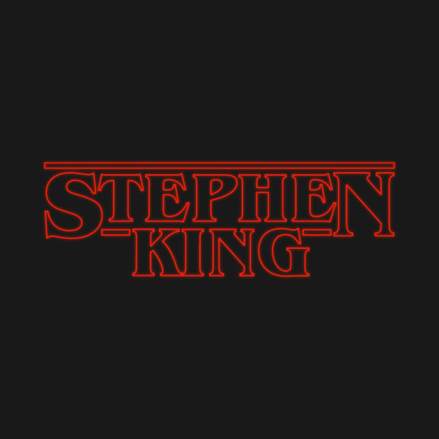 Stephen King stranger thing!