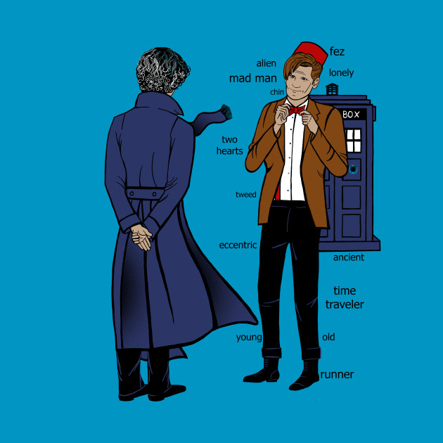 Sherlock meets the Doctor