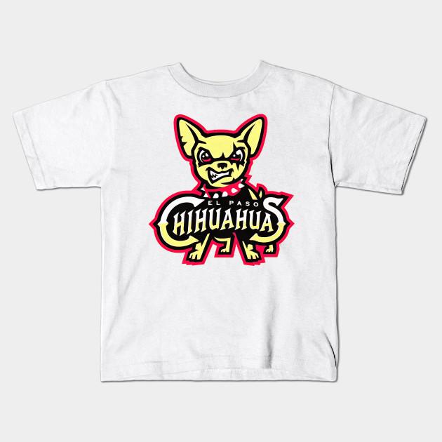 El Paso Chihuahuas Chihuahua Kids T Shirt Teepublic