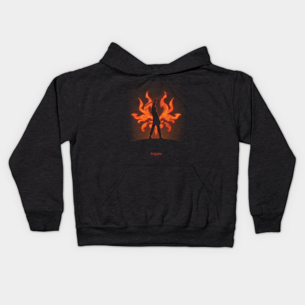 Flame Champion T-Shirt