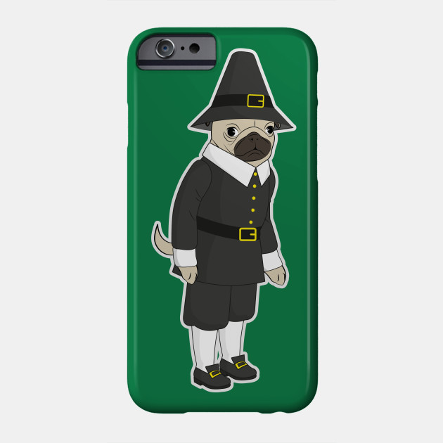 Amish Celebrating in Thanksgiving-Farmer Phone Case