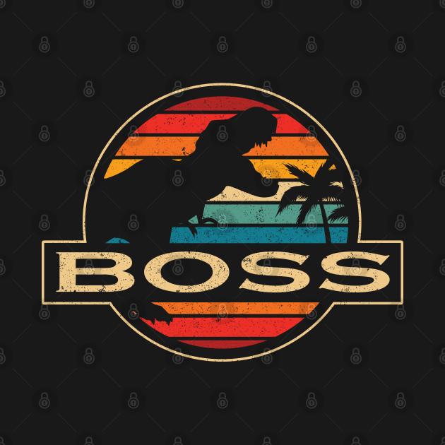 Boss Dinosaur