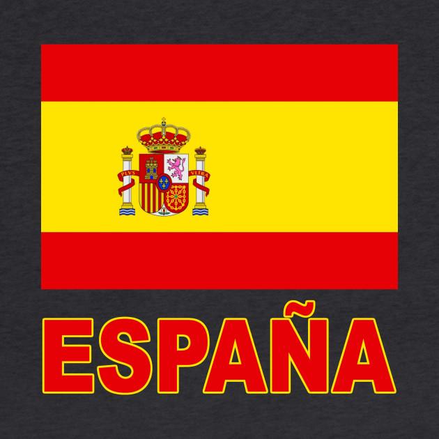 España Spain Country Flag Pride Spanish Football Soccer Hoodie Pullover