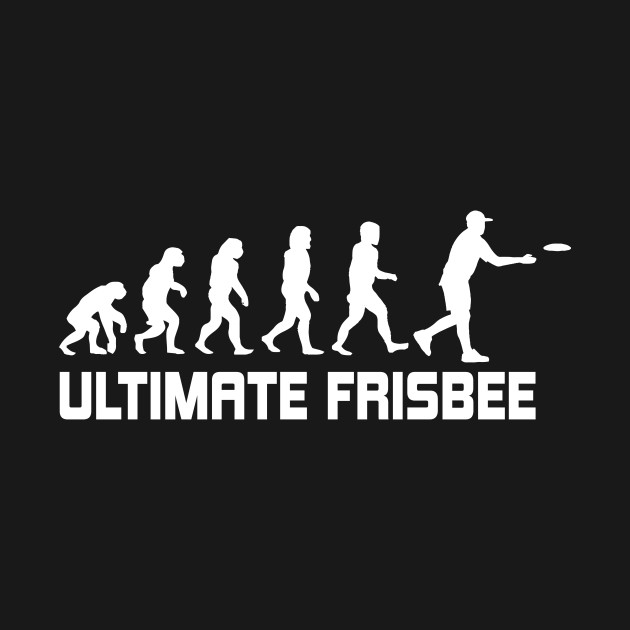 Ultimate Frisbee Evolution Disc Golf Birthday Mug Teepublic