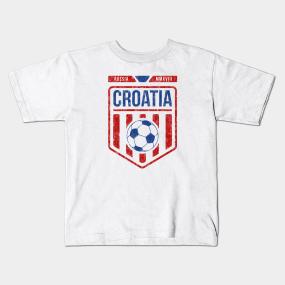 pretty nice c7877 255c1 Luka Modric Kids T-Shirts | TeePublic UK