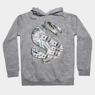 Sweatshirt Dollarsign