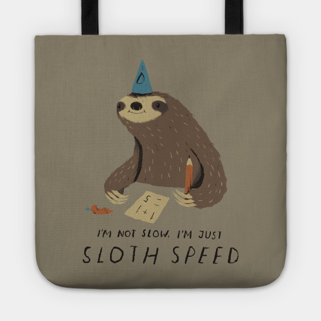 sloth speed