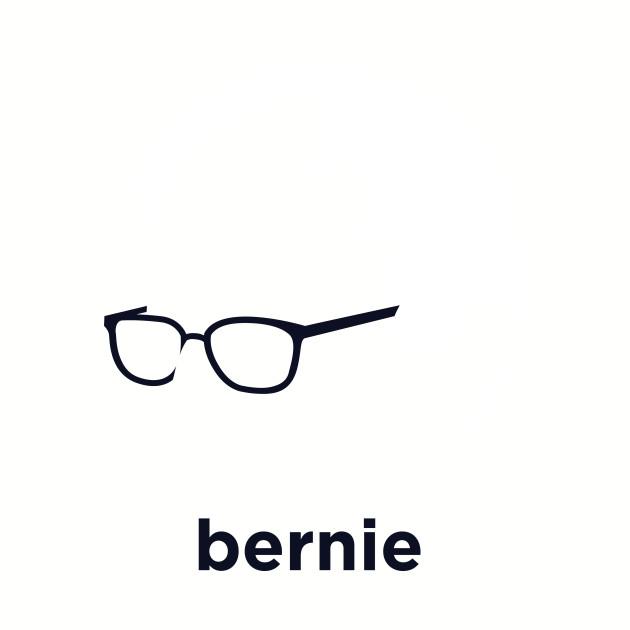 Bernie Sanders (Hirsute History)