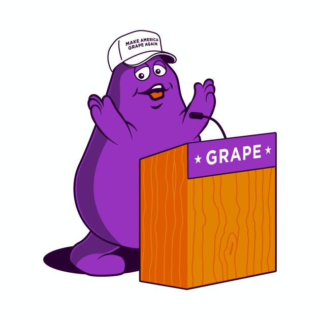 Make America Grape Again