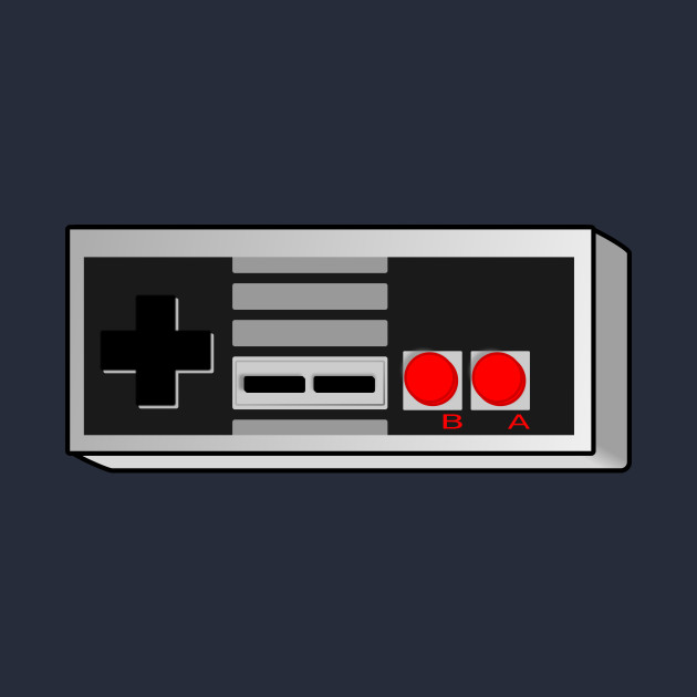 Video Game Console NES Classic Gamepad