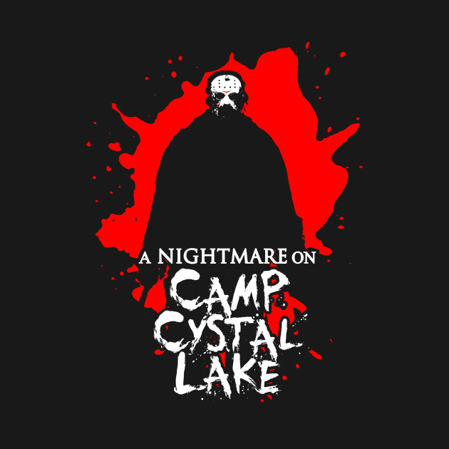 A Nightmare On Camp Crystal Lake T-Shirt