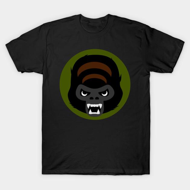 15b5e3ba Titus the Gorilla King- ALIVE! - Podcast - T-Shirt   TeePublic