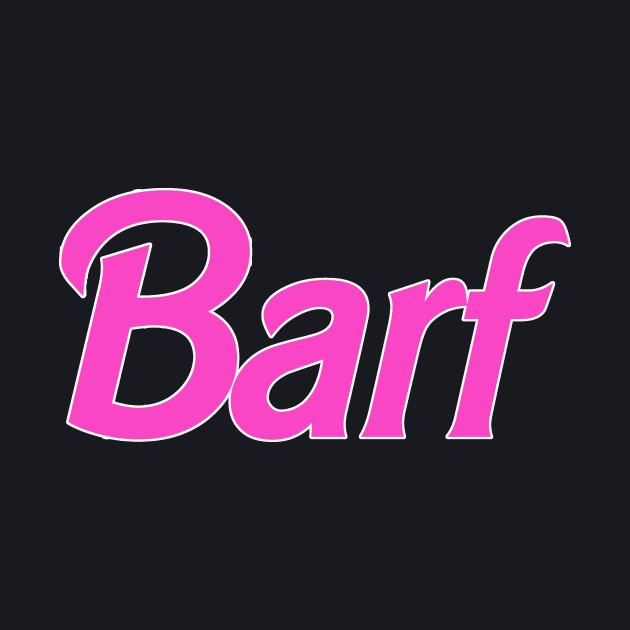 Barf Barbie