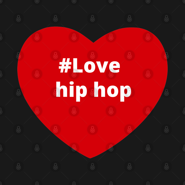 Love Hip Hop - Hashtag Heart
