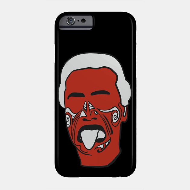 Maori Haka iPhone 11 case