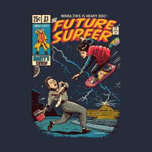 Future Surfer t-shirts