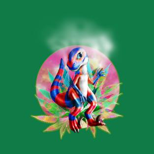 weed raptor t-shirts