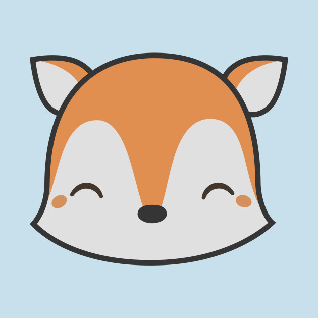 Kawaii Cute Fox