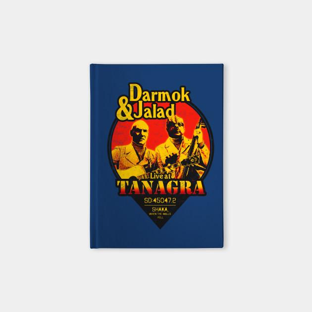 Darmok & Jalad at Tanagra - Sunset