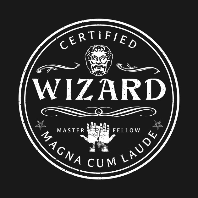 Wizard Occult Esoteric