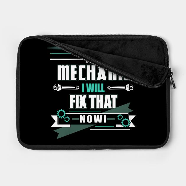 Back off Mechanic