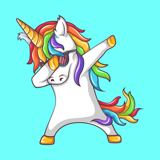 Dabbing Unicorn Dabbing Phone Case Teepublic