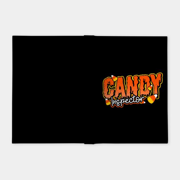 Inspector Shirt   Halloween Candy Inspector Gift