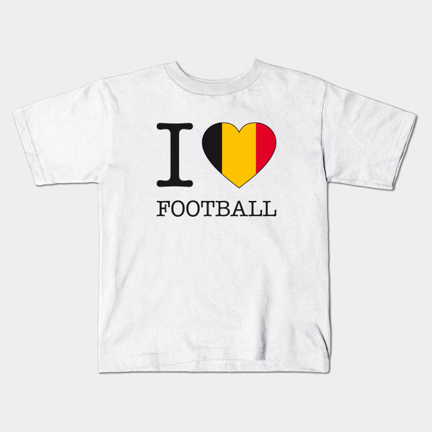 I LOVE BELGIUM - Belgium - Kids T-Shirt  353735d52