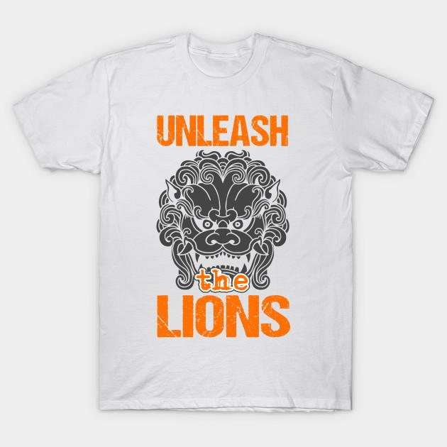 cd269fe5 Lion Animal Tiger Strong Power Gift - Lion - T-Shirt | TeePublic