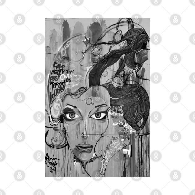 women art painting