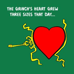 Grinch Stole Christmas T Shirts Teepublic