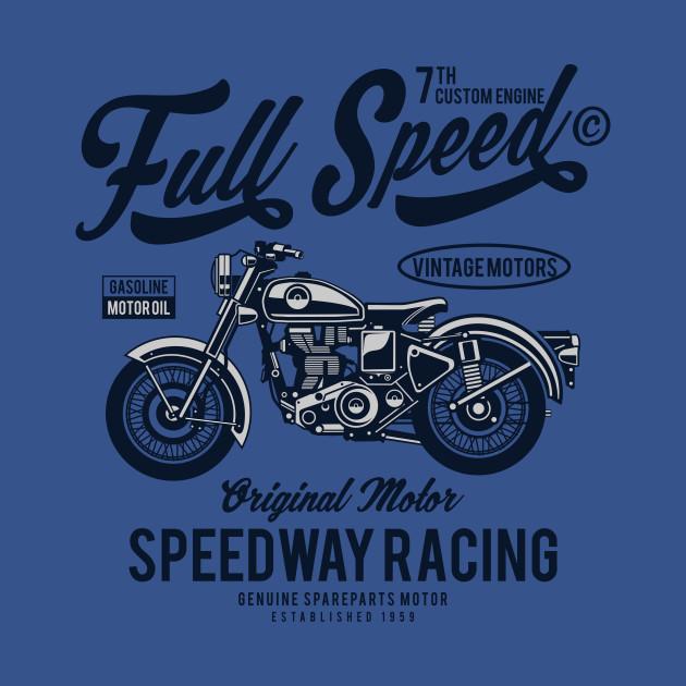 Speedway Racing Full Speed