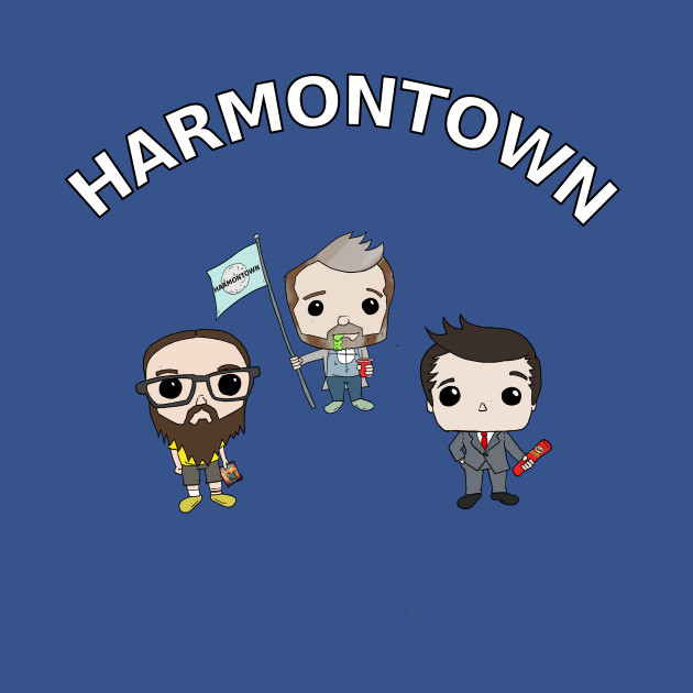 Come on down to Harmontown