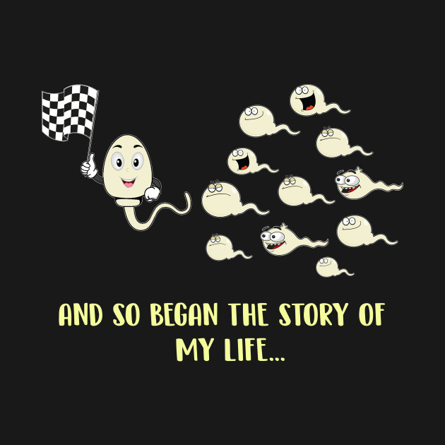 And So Began The Story Of My Life
