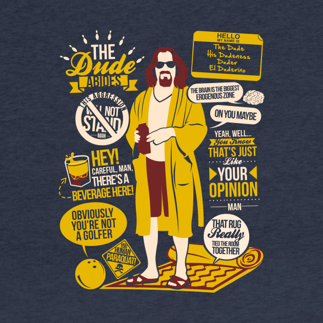 The Dude Quotes