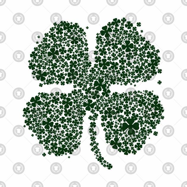 Shamrock Lucky St. Patrick's Day