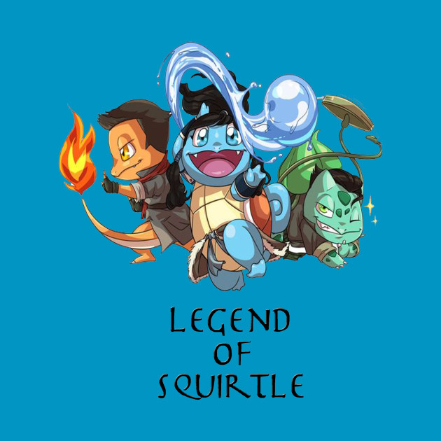 Legend of Squirtle