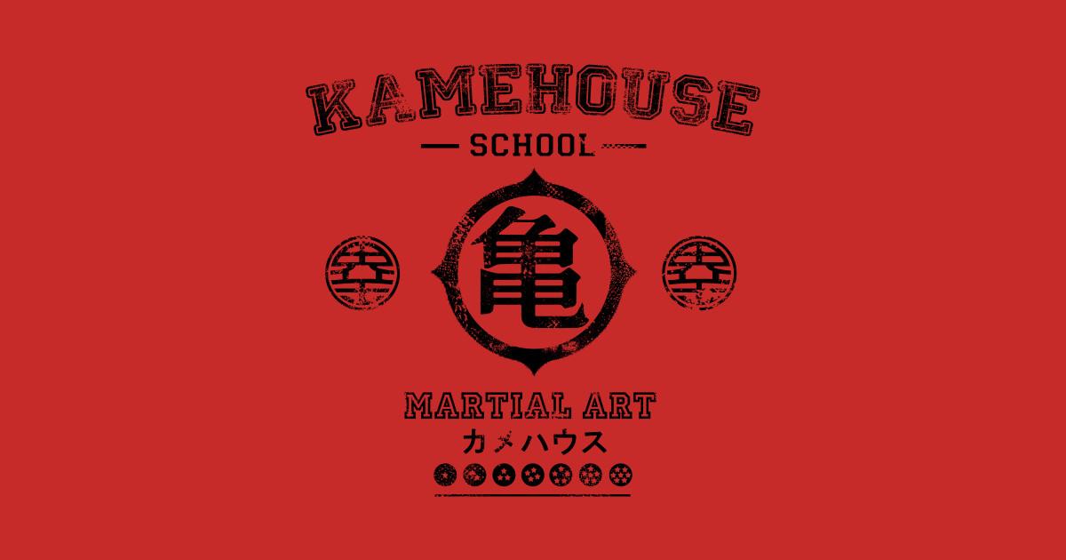 Kame House T Shirts Teepublic