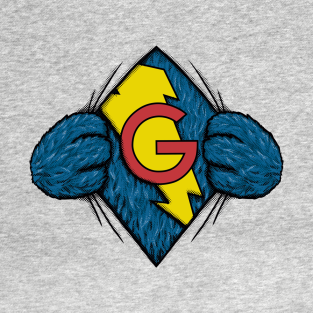 I´m Super Grover t-shirts