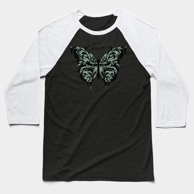 Eartheerian Baroque Butterfly (Green Version)